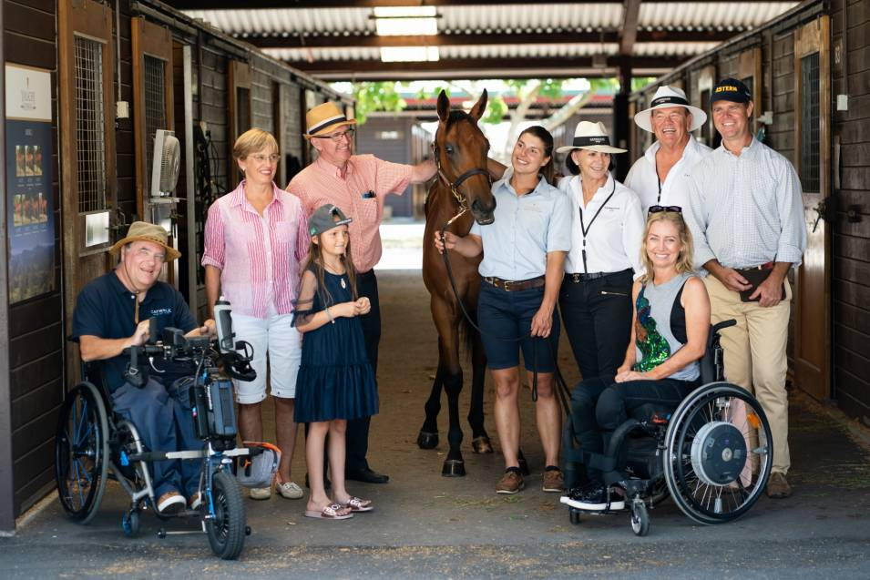 Generosity flows at Karaka