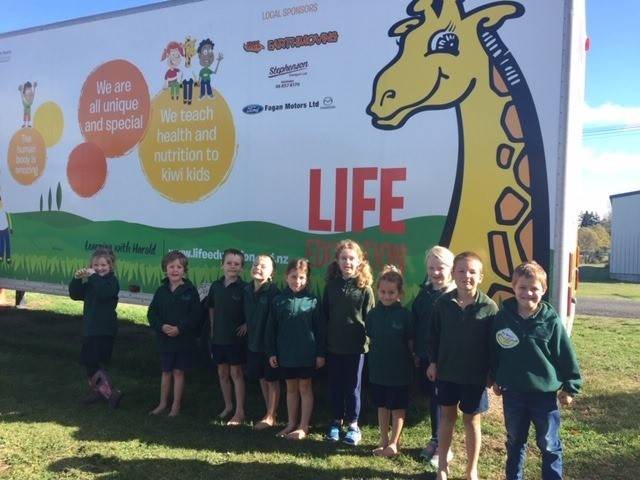 Inspiring children to make healthy choices – Life Education Trust Counties-Manukau