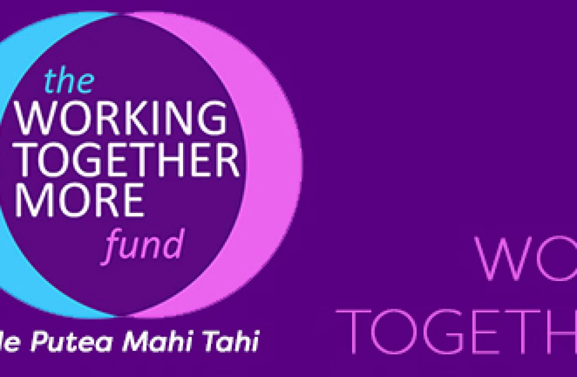 Lindsay Foundation joins the Working Together More fund.